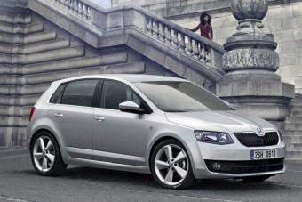 Márciusban jön az új Škoda Fabia-tanulmány