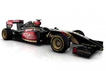 F1: Pénteken tesztel a Lotus