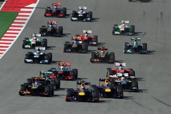 F1: Menekültek a nézők a tévé elől