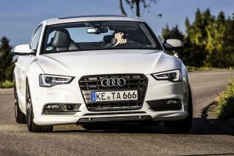 Audi-tuning, ésszel
