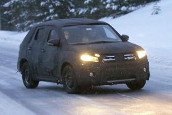 Kémfotókon az új magyar Suzuki!