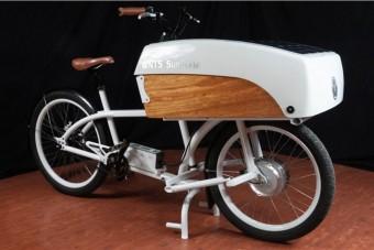 A bringa, amelyik napsugarat eszik