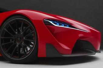 Hibrid lesz a Toyota szupersportkocsija