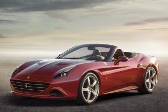 Turbómotorral újít a Ferrari kupé-kabriója