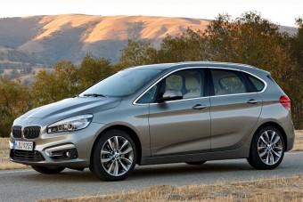Megérkezett a BMW kompakt egyterűje