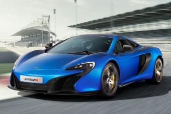 Képeken a vadonatúj McLaren (új fotókkal!)