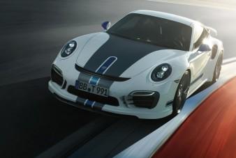 Formához a tartalom: Techart Porsche 911 Turbo S