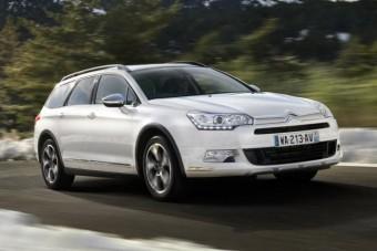 Terepízű kombi a Citroëntől