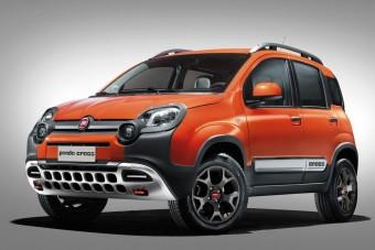 Terep-imitátorokkal bővít a Fiat