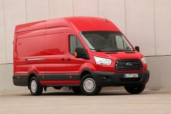 Új Ford Transit - Amerikának is jó lesz