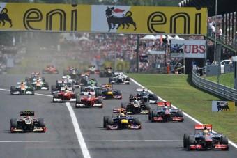 F1: Újraaszfaltozzák a Hungaroringet