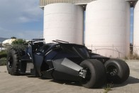 Működő és piszok menő Batmobilt épített magának egy 23 éves srác 4