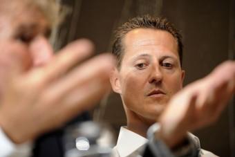 Miért titkolóznak Schumacherről?