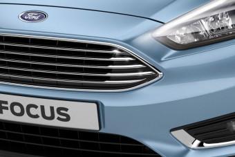 Felső kategóriás szolgáltatások az új Ford Focusban
