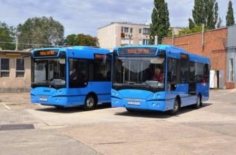 Magyar midibuszokat  vásárol a főváros