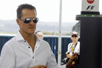 Még nem mondtak le Schumacherről