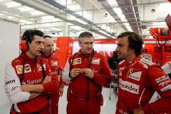 F1: Alonso ragaszkodik az új szabályokhoz
