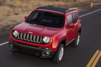 Jeep Renegade: Európára méretezve