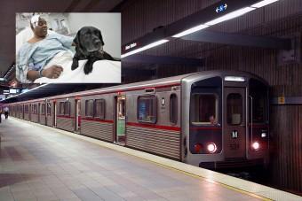 Csoda a metróban