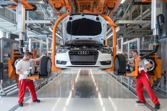 Új terepjáró az Auditól