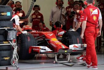 F1: A garázsban maradnak az autók?