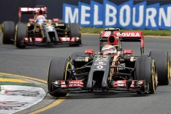 F1: Erős lesz a Lotus, de idő kell hozzá
