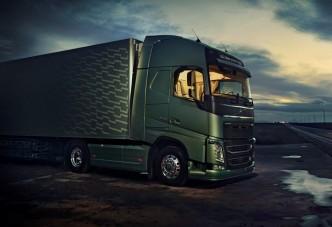 Megható az új Volvo FH formaterve