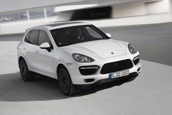 Jön az első nem német Porsche