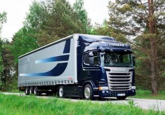 A Scania nyergese lett a legzöldebb