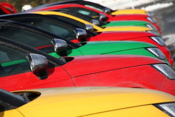 Mókás színekben kapható majd az S1-es Audi