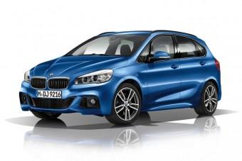 Sportterű: M-csomag a BMW kisbuszához