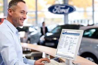 Elektronikus szervizkönyvet vezet be a Ford