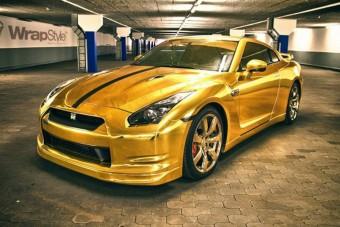 Top 10 - Aranyozott autók, amiket imádunk és gyűlölünk