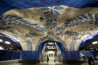 A világ legszebb metróállomásai