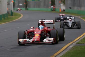 F1: A Ferrari csak második akar lenni