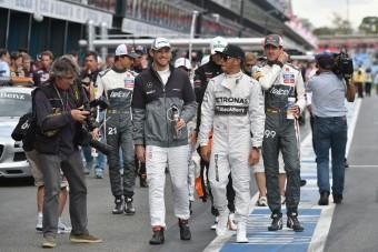 F1: Ájulásig koplalnak a pilóták