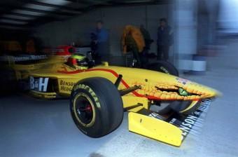 F1: Minden idők legmenőbb orrfestései
