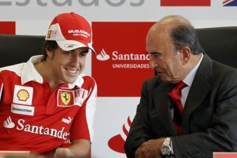 F1: Még tíz évig megtartanák Alonsót