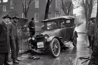 Így törtek az autók a húszas években