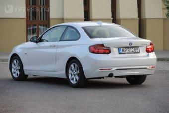 A tipikus BMW, ami a fejedben él