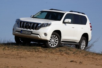 Mindenen át: Toyota Land Cruiser