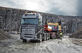 Már kapható a világ legerősebb kamionja