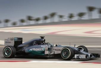 F1: Rosbergé az első tesztnap