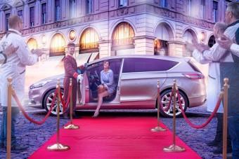 Vignale: luxus Ford, Audi áron