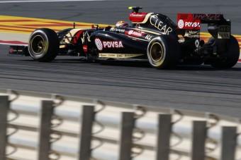 F1: A Lotus nem ugrik nagyot