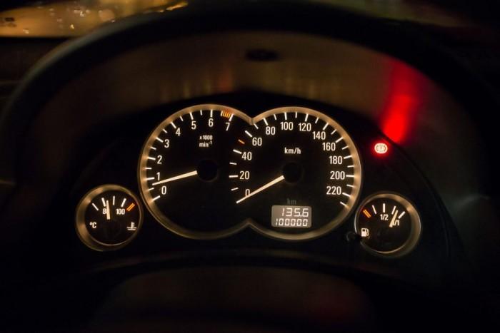 Sosem robbant le az autó az első 100 ezer kilométeren