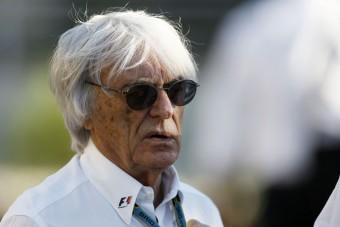 Az öregekkel dobná fel az F1-et Ecclestone