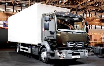 Biodízeles teherautók a Renault-tól