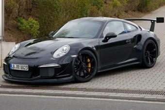 Porsche a csúcson túl