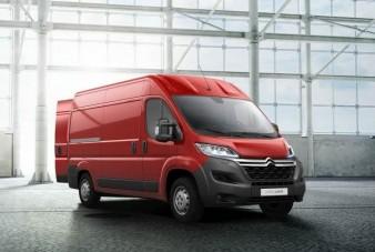 Megújult a Citroën furgonja